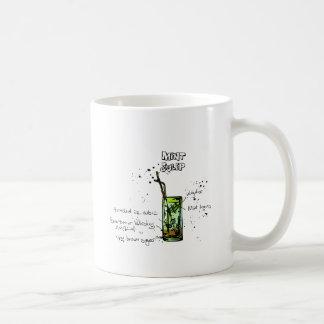 Mint Julep Cocktail Recipe Coffee Mug
