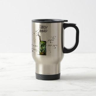 Mint Julep Cocktail Recipe Travel Mug