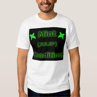 Mint (JULEP) Condition! Shirt