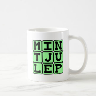 Mint Julep, Minty Beverage Coffee Mug