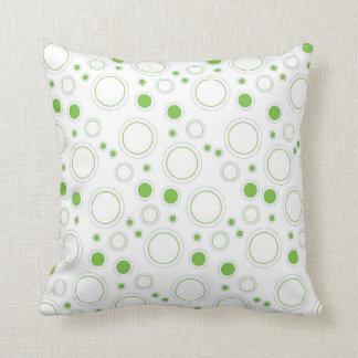 Mint Julep Pillow