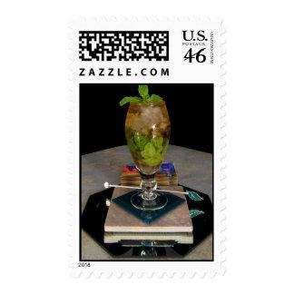 Mint Julep Stamp