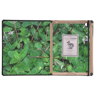 Mint Leaves Covers For iPad