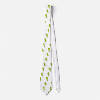 Mint leaves tie