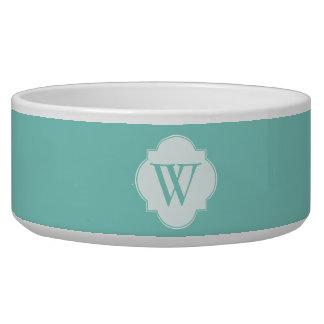 Mint Mint Green Solid Color Bowl