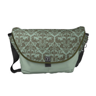 Mint & Moss Dasmask Pattern Messenget Bag