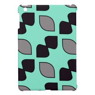 Mint Moustache iPad Mini Covers