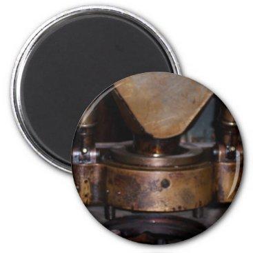 USA Themed Mint Press Magnet