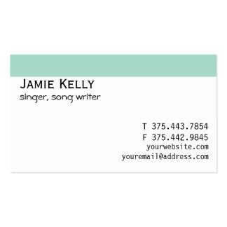mint stripe.ai business card templates