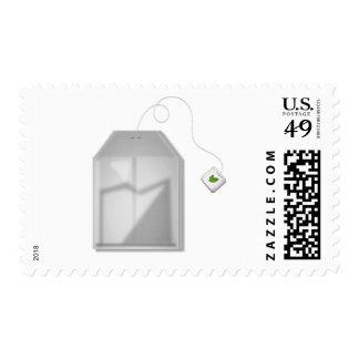 Mint Tea Bag Postage