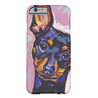 Mintaure Pinscher Pop Art iPhone 6 case