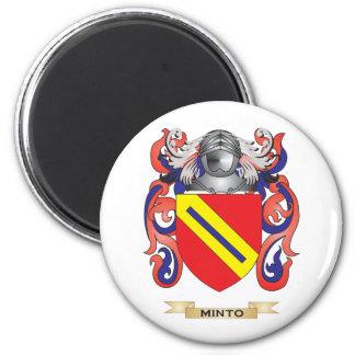 Minto Coat of Arms (Family Crest) Fridge Magnet