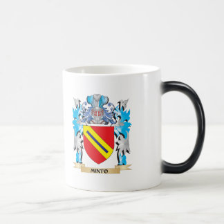 Minto Coat of Arms - Family Crest Coffee Mugs