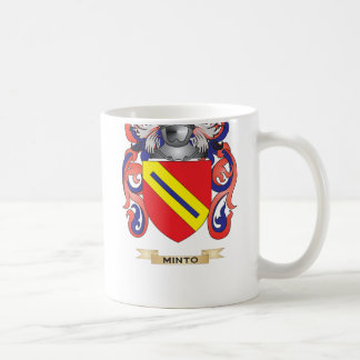 Minto Coat of Arms (Family Crest) Coffee Mug