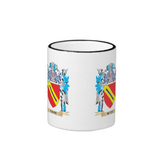 Minto Coat of Arms - Family Crest Coffee Mug