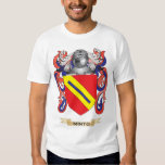 Minto Coat of Arms (Family Crest) T Shirt