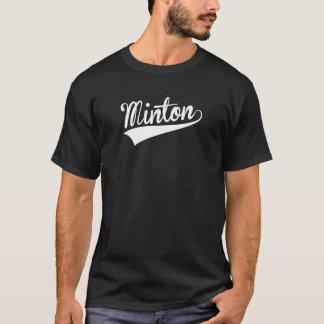 Minton, Retro, T-Shirt