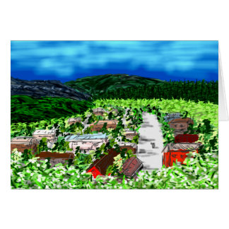Minturn, Colorado Card