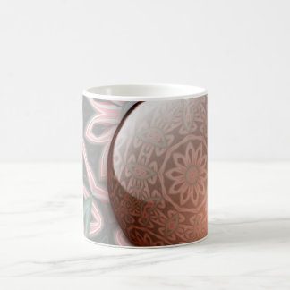 Minty Abstract Mug