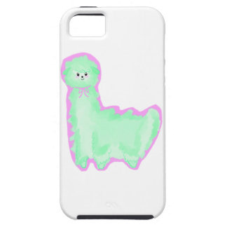 Minty Alpaca iPhone 5 Covers