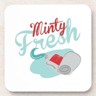 Minty Fresh Drink Coaster