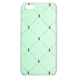 Minty Fresh Summer Cover For iPhone 5C