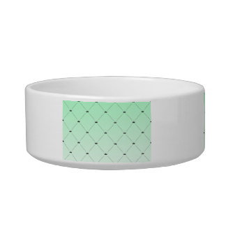 Minty Fresh Summer Pet Water Bowls