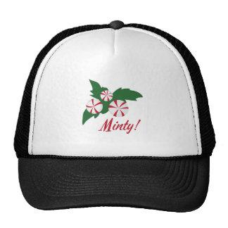 Minty! Hats