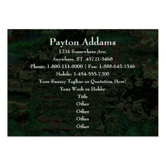 Minty Jewel Business Card
