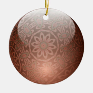 Minty Jewel Ornament