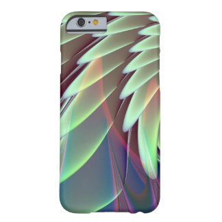 Minty Pleasure Fractal Barely There iPhone 6 Case