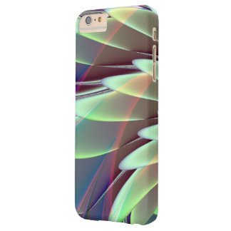 Minty Pleasure Fractal Barely There iPhone 6 Plus Case
