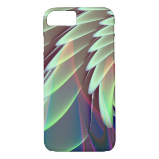 Minty Pleasure Fractal iPhone 7 Case