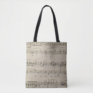Minuet in G Tote Bag