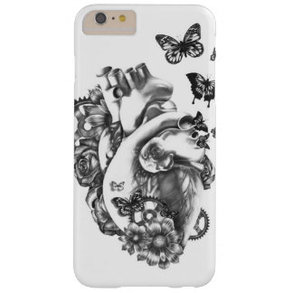 Minute by Minute Anatomical Heart Barely There iPhone 6 Plus Case