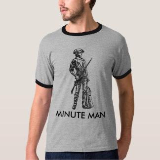 MINUTE MAN T-Shirt