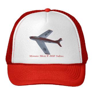Minute Men F-86F Sabre Hat