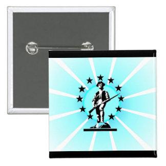 Minuteman Pin