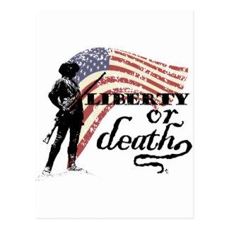 Minutemen de la libertad o de la muerte postal