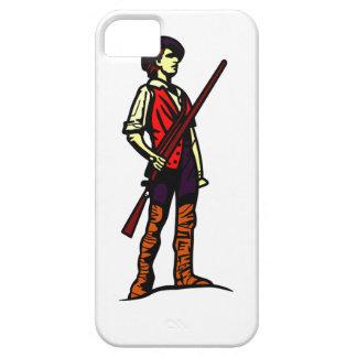 Minutemen iPhone SE/5/5s Case
