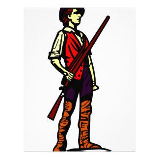 Minutemen Letterhead