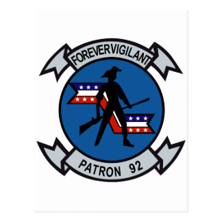 Minutemen VP-92 Postal