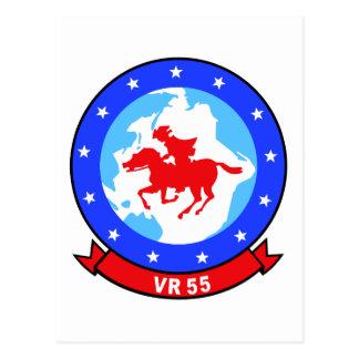 Minutemen VR-55 Tarjetas Postales