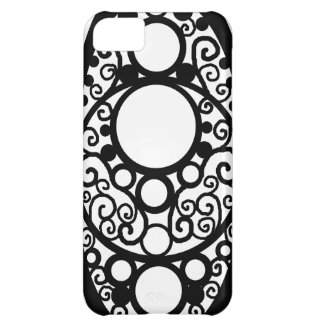Minutes Circle Cover For iPhone 5C