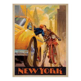 Minuto de Nueva York Postal