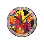 Minuto del Lu que viste la bella arte de oriental  Relojes