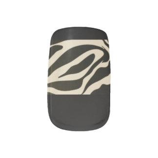 Minx Nail Art, Single Design Per Hand, Nail Wrap Minx Nail Art