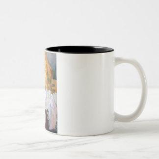 Minyan Two-Tone Coffee Mug
