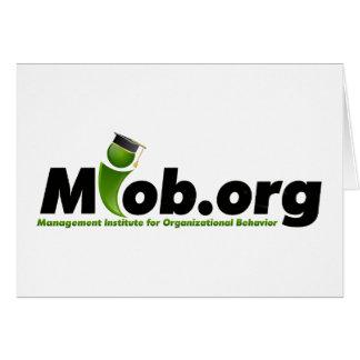 MIob Logo Merchandise Card