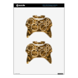 Miocene limestone under the microscope xbox 360 controller decal